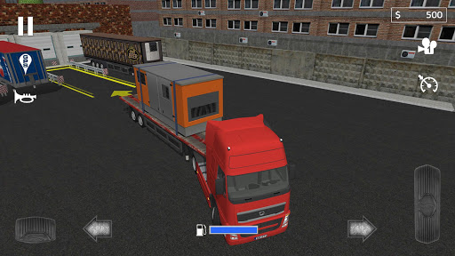 Cargo Transport Simulator 1.11 screenshots 2