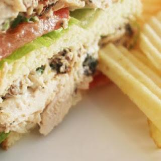 "Smokey ""Fried"" Creole Turkey Salad"