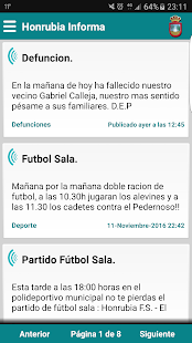 App Honrubia Informa APK for Windows Phone