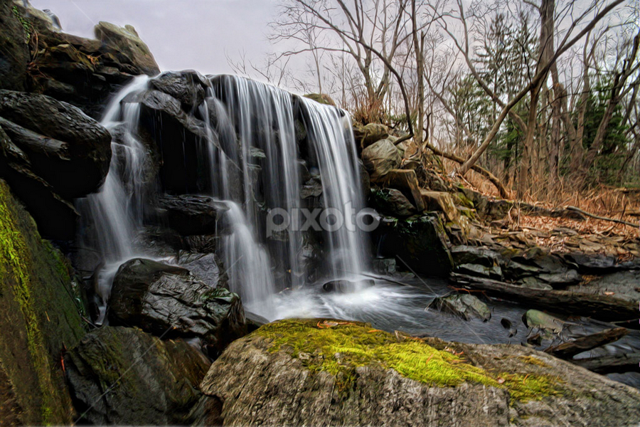 by John Larson - Landscapes Waterscapes (  )