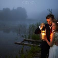 Wedding photographer Grzegorz Ciepiel (ciepiel). Photo of 23.08.2017