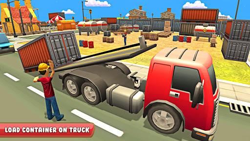 Loader & Dump Construction Truck 1.1 screenshots 7