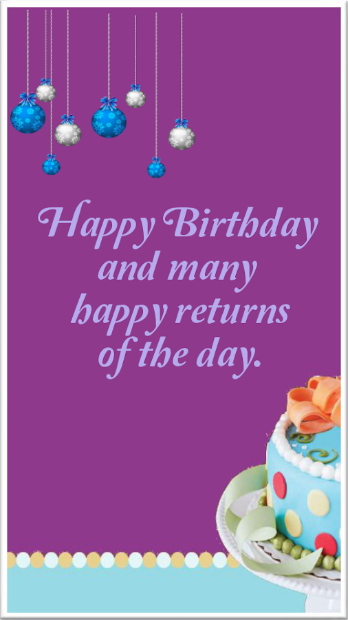 Greeting Cards Gallery Free Android Apps on Google Play – Birthday Card Texts
