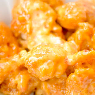 Bang Bang Popcorn Chicken.