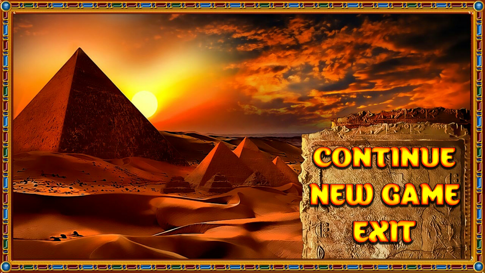 Book of Egypt Slot Free- screenshot