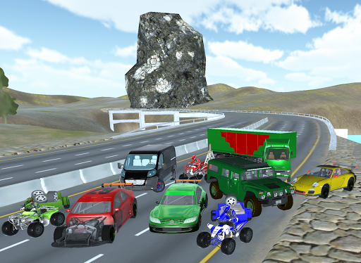 Extreme Car Simulator 2019  captures d'écran 1