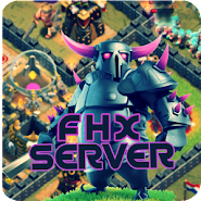 Fhx-Server for Clash of Clans APK icon
