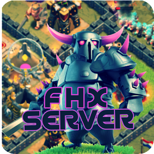 Fhx-Server for Clash of Clans APK Download for Android