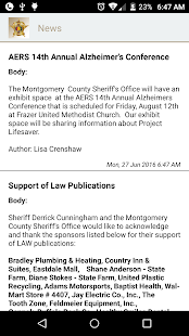Montgomery County AL Sheriff- screenshot thumbnail