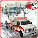 911 Emergency Ambulance Driver icon