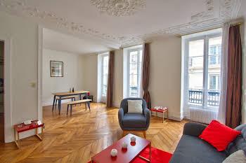 Appartement meublé 2 pièces 65,87 m2