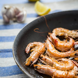 Dry Butter Prawn Recipes