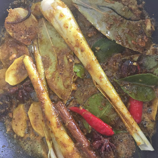 Vegan Curry, Indonesian Style