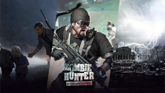 Zombie Hunter : Battleground Rules Screenshot