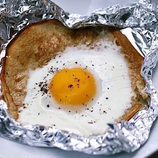 Amaranth Pancake (gluten-free)