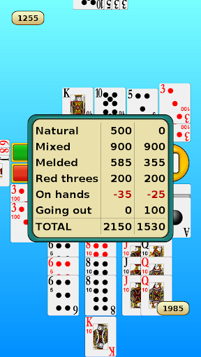 Canasta Screenshot