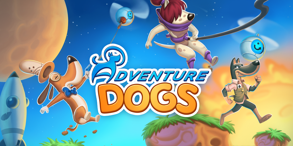 Adventure Dogs- screenshot