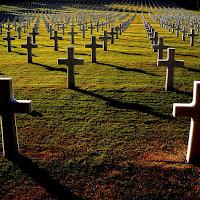 Silenzioso riposo degli alleati caduti di