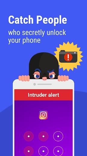 CM Security Master App Lock screenshot 3