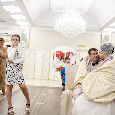Wedding photographer Evgeniy Shamshura (evgeniishamshur). Photo of 31.10.2017