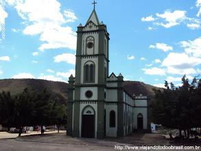 Photo: Ipubi - Igreja de São Francisco (Distrito de Serra Branca)