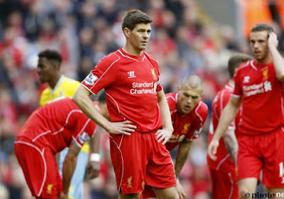 Crystal Palace verstoort afscheidsfeestje Gerrard