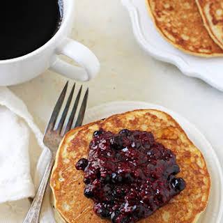 Cornbread Pancakes.