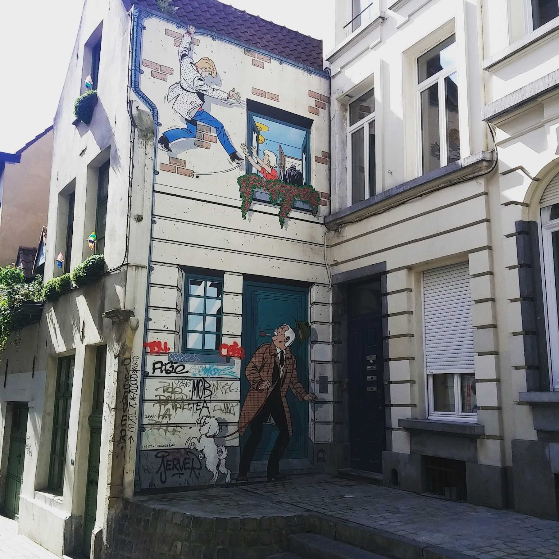 street arts at brussels
