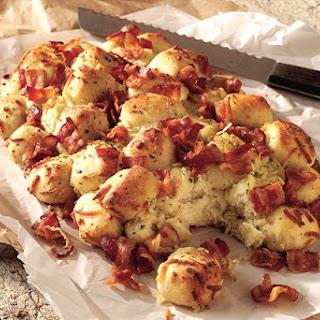 Bacon-Ranch Bread Bites