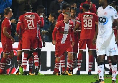 L'Antwerp bat Courtrai et reste au chaud dans le top 6