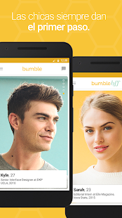 Bumble — Citas. Amigos. Networking. Screenshot