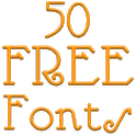 Fonts for FlipFont 50 #4 icon