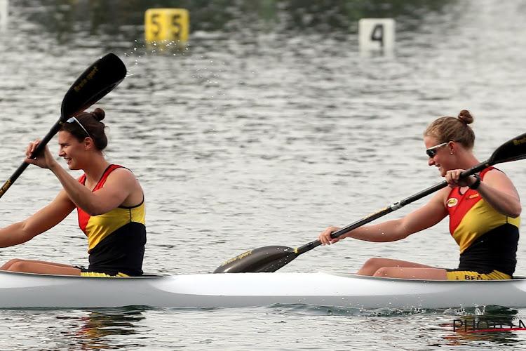 Hermien Peters en Lize Broekx winnen B-finale en eindigen zo uiteindelijk op negende plaats