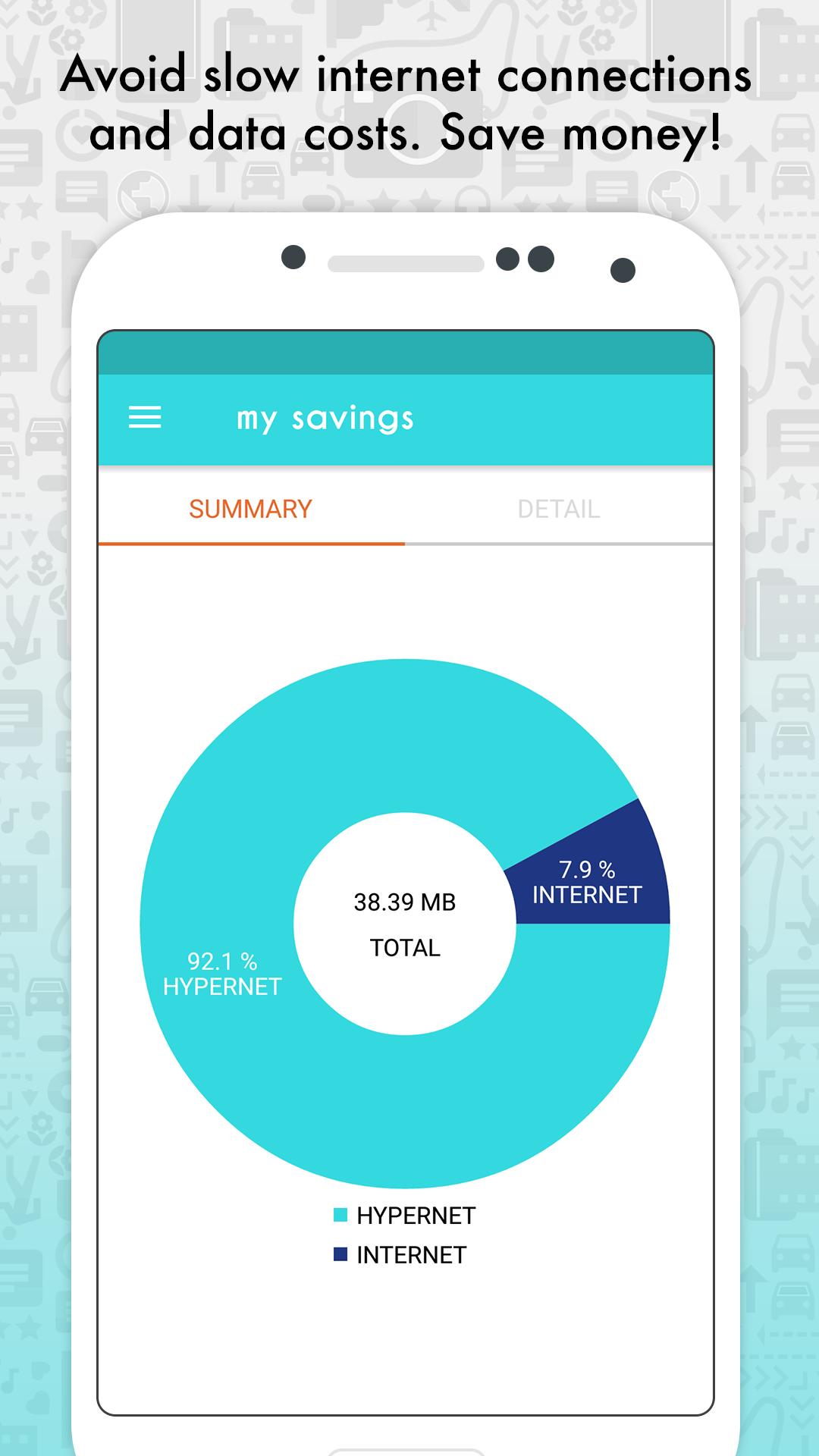 YO! - Data Free Sharing screenshot #5