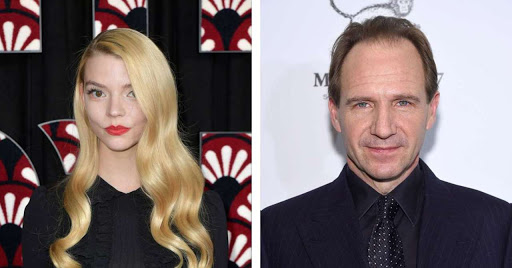 Anya Taylor-Joy and Ralph Fiennes Join Horror Film The Menu