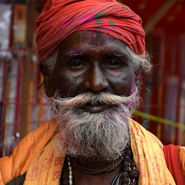 XADHUBABA by SANGEETA MENA  - People Portraits of Men