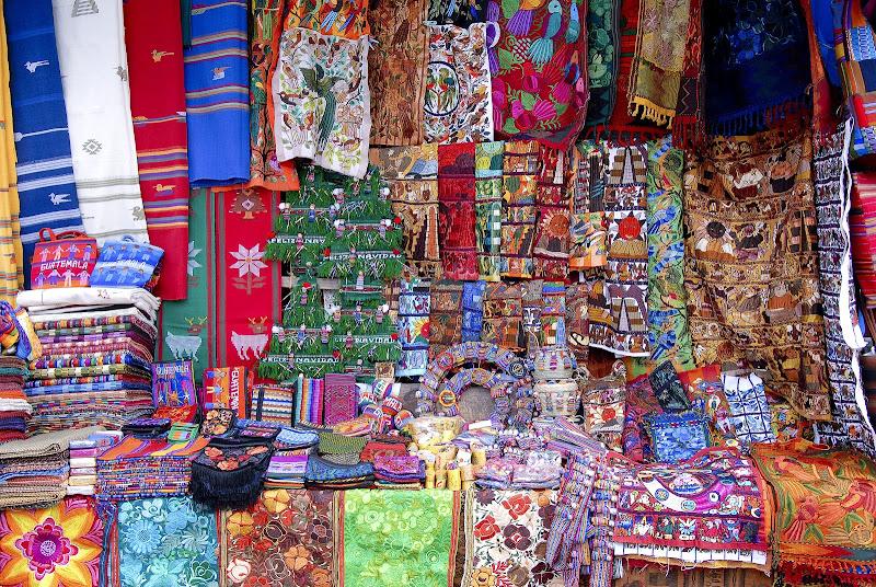 Mercato di Chichicastenango, Guatemala di alessandro54
