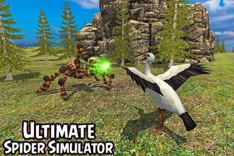Spider Simulator: Life of Spider - náhled