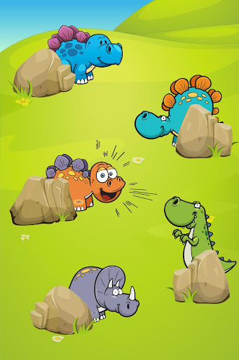 Dinosaur games - Kids game android2mod screenshots 4
