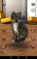 Screenshot of Talking Cat Funny