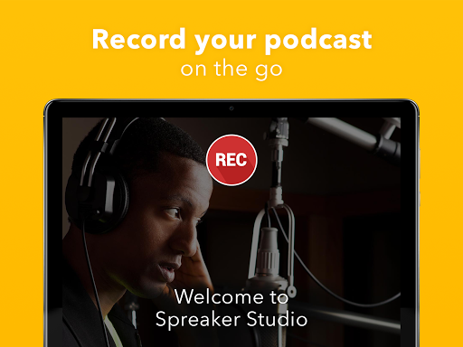 Spreaker Studio - Start your Podcast for Free 1.20.0 screenshots 8