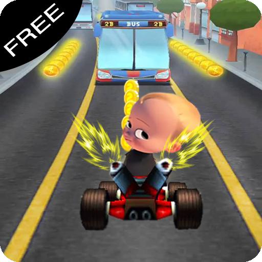 Little Boss Baby Kart