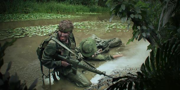Vietnam War Platoons 7