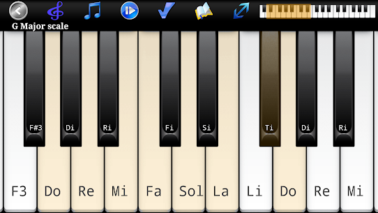 Piano Scales & Chords Pro (Paid) 8