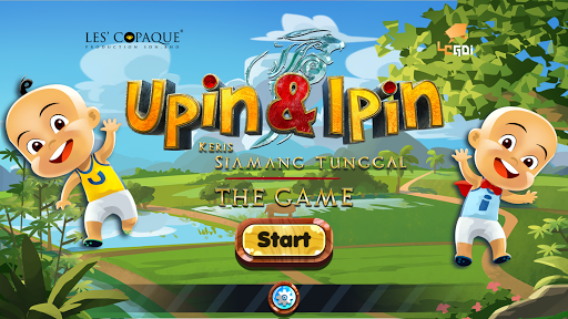 Upin & Ipin KST Prologue  captures d'u00e9cran 1