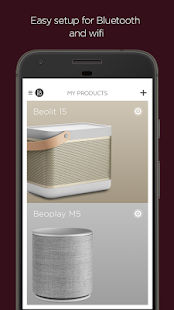 Beoplay- screenshot thumbnail