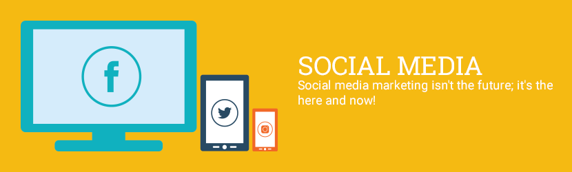 Should I have a presence on social media platforms?