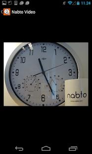 Nabto Video - náhled