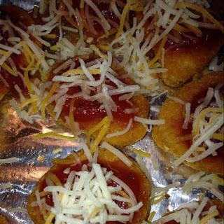 Chicken (Nugget) Parmesan
