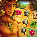 Legend of Maya - Match 3 (DEU) icon
